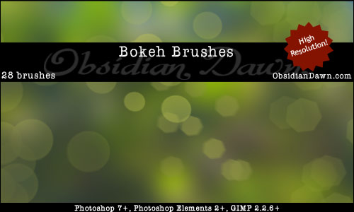 Recursos Para Seu Photoshop ! Bokeh-brushes