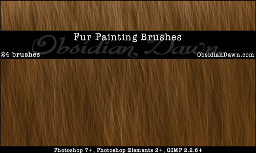 Furs Brushes
