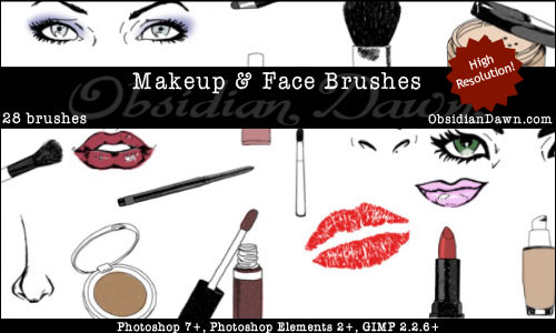 Makeup & Face Brushes