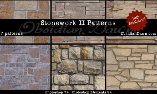 هلإأ ممكـــن تلب ؟ StoneworkII-patterns