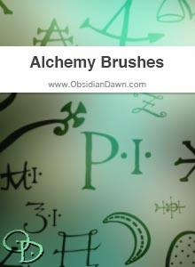 Alchemy Vectors Brushes