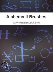 Alchemy II Vectors Brushes