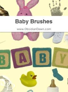 Baby Brushes