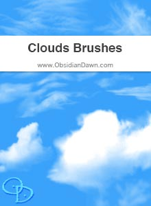 Clouds & Mist Brushes