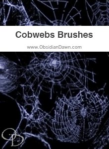 Cobwebs Brushes