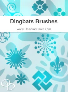 Dingbats Brushes