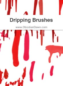 Dripping Brushes