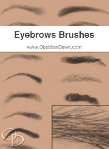 Eyebrows Brushes
