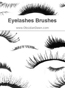 Eyelashes Brushes