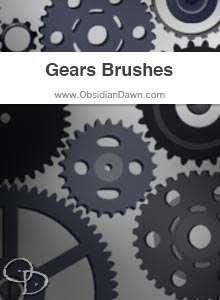 Gears Brushes