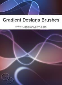 Gradient Designs Brushes