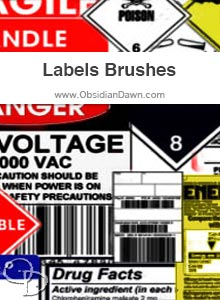 Labels Brushes