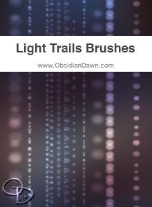 Light Trails Brushes