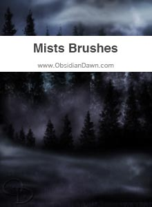Mists Brushes