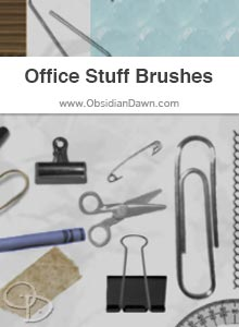 Office Stuff Brushes