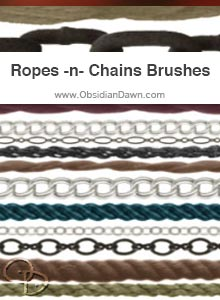 Ropes -n- Chains Brushes