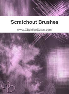 Scratchout Brushes