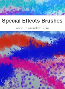 Special Effects Brushes