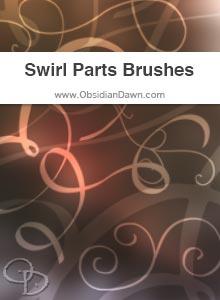 Swirl Parts Brushes