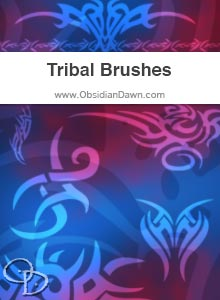 Tribal Brushes