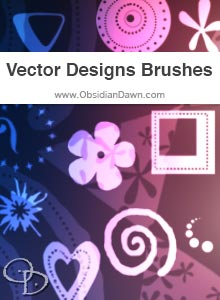 Vector Designs Brushes