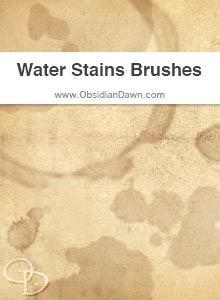 Water Stains Brushes