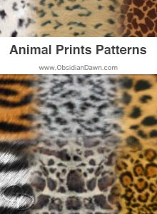 Animal Prints Patterns