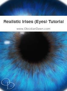 Realistic Irises Tutorial