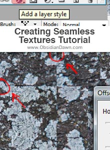 Creating Seamless Textures in Photoshop Tutorial