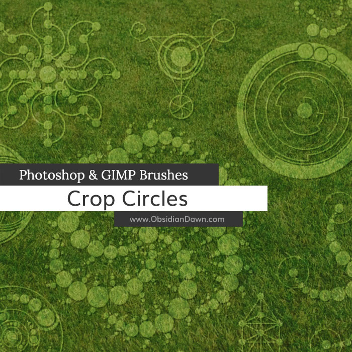 Crop Circles Brushes