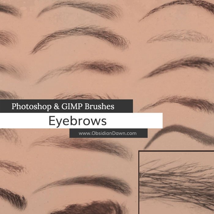 Eyebrows Brushes