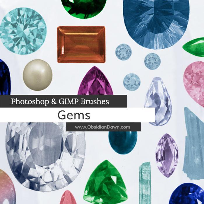 Gems Brushes