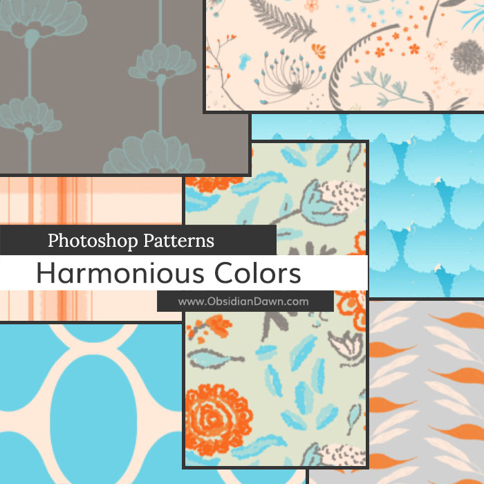 Harmonious Colors Patterns