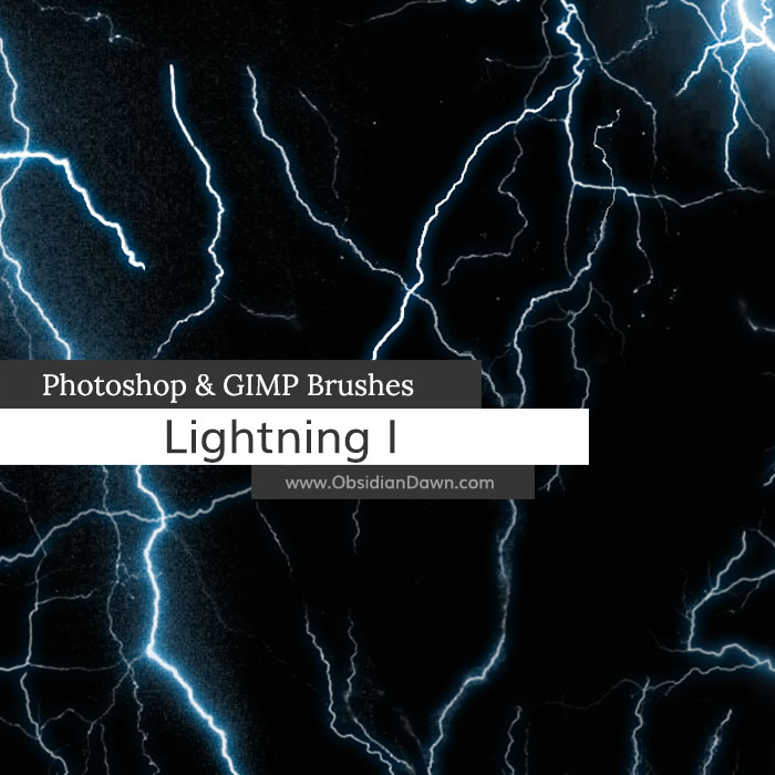 Lightning I Brushes