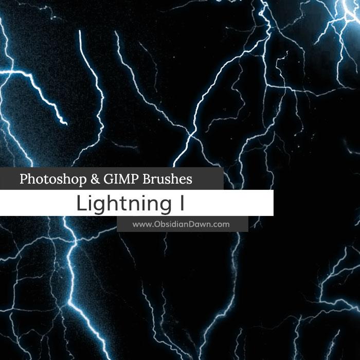 Lightning I Brushes