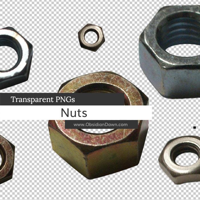 Nuts PNGs