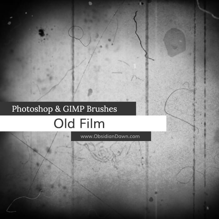Old Film Brushes