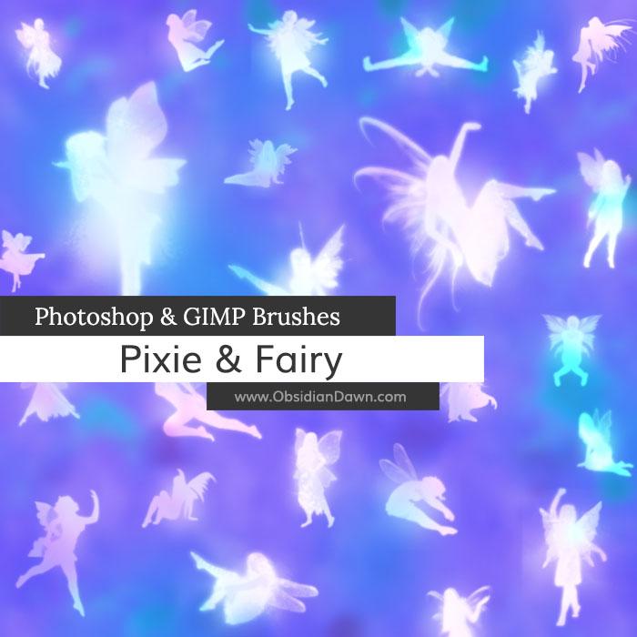Pixie & Fairy Brushes