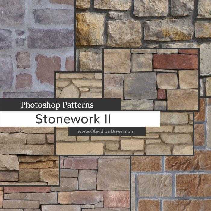 Stonework II Patterns