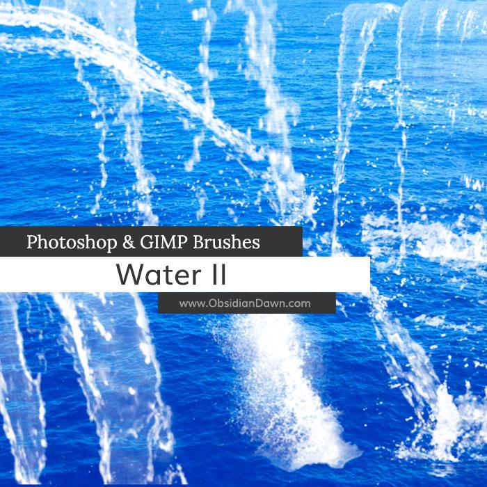 Water II Brushes