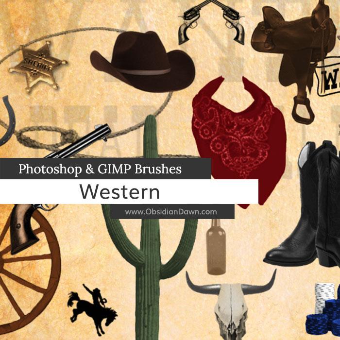 Western Brushes