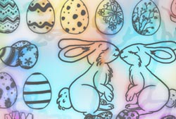 Easter Sketches Brushes