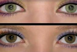 Eyeshadow & Lashes Tutorial
