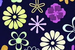 Flower Vectors Shapes