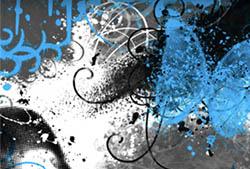 Grunge Swirls Brushes