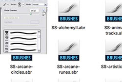 Installing Brushes Tutorial