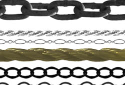 Ropes n Chains Brushes