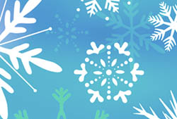 Snowflake Vectors Shapes